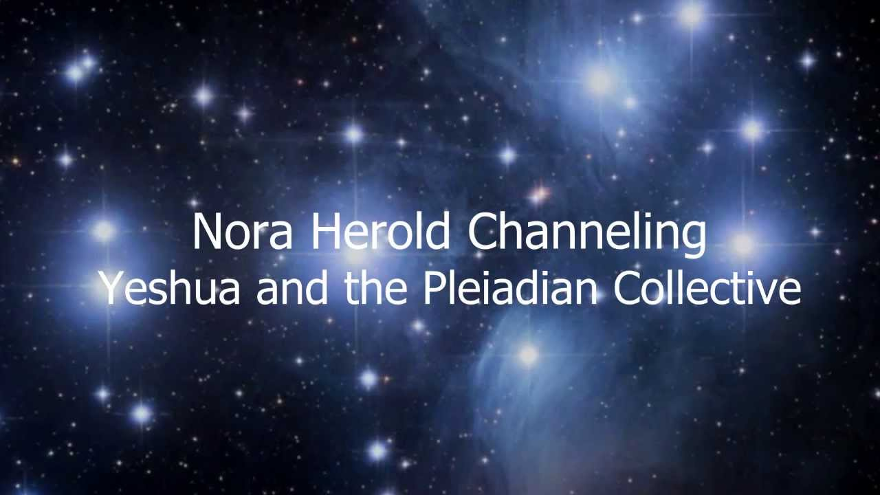 Nora Herold - Pleiadian Channel and Incarnate Guide - Free Videos